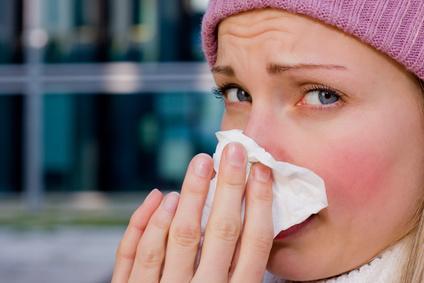 Artikelgebend ist das Krafttraining während der Grippe.
