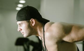 Artikelgebend sind Dips als Trainingsmethode.