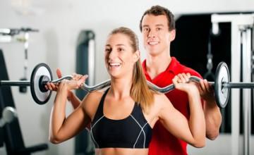 Artikelgebend ist die Motivation durch einen Trainingspartner.