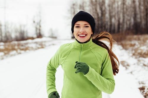 Artikelgebend sind Pflegetipps fürs Gesicht im Winter.