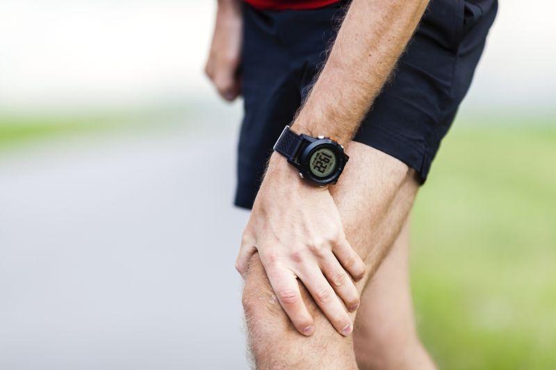 Verletzung Knie