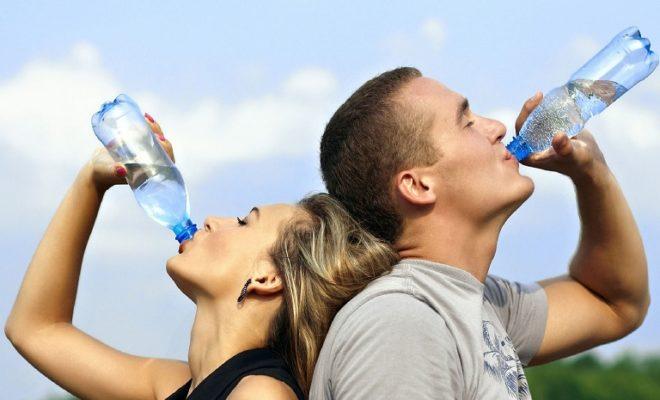 Trinken beim Sport: So geht's richtig